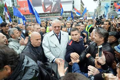 Др Војислав Шешељ у Нишу