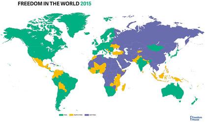 Највећи пад у медијским слободама имале су Турска, Венецуела и Србија