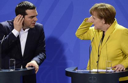 Меркелова Ципрасов пут у Москву види као претњу европском јединству