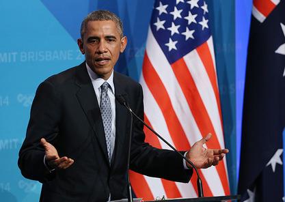 Обама се суочио са разорном критиком својих – преко Аустралије