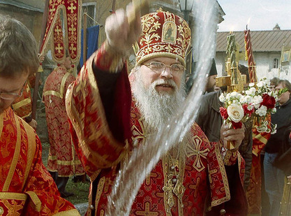 Православна Русија се припрема да прослави Васкрс