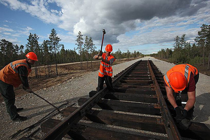 """Русија почела градњу """"јужне пруге"""" која заобилази Украјину"""