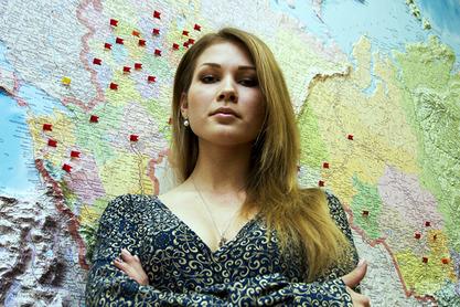 Побуна једне Рускиње против американизације, Србија нека бар прочита