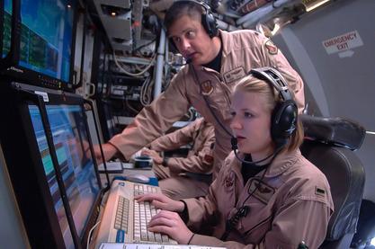 Амерички шпијунски авион RC-135U имао задатак да открије координате руских С-400