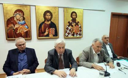 Одржана трибина о страдању СПЦ  у Хрватској у акцијама Бљесак и Олуја