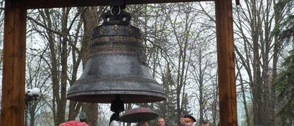 У Луганск стигло 120 килограма тешко Звоно Победе