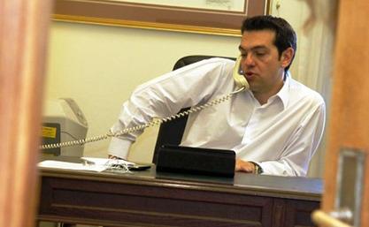 Грчки премијер Алексис Ципрас