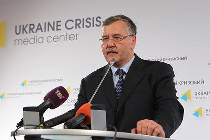 Бивши украјински министар одбране Анатолиј Гриценко