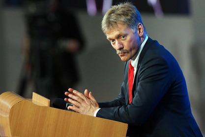 Путинов портпарол Дмитриј Песков