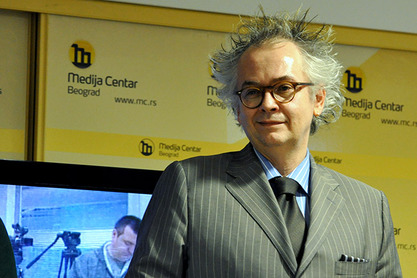 Министар културе и информисања Иван Тасовац