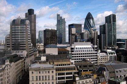 Финансијски дистрикт Лондона