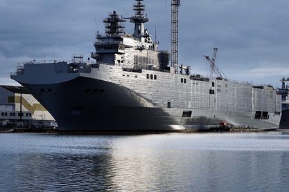 Русија објавила ће градити своје носаче хеликоптера