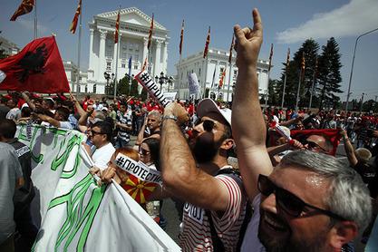 У Македонији није прислушкивао Груевски него BND на захтев NSA