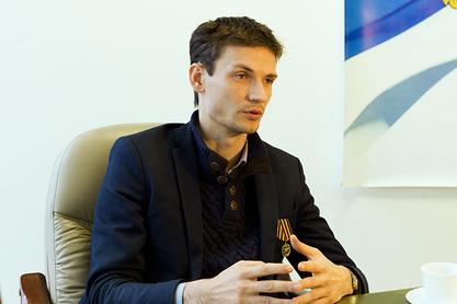 Министар за телекомуникације ДНР Виктор Јаценко