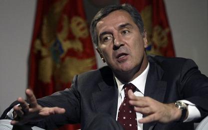 Црногорски премијер Мило Ђукановић
