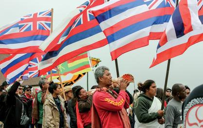 Представници домородачких народа Аљаске и Хаваја траже у Женеви издвајање из САД