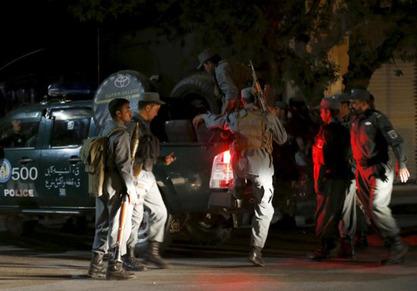 Напад на хотел са странцима у дипломатском кварту Кабула