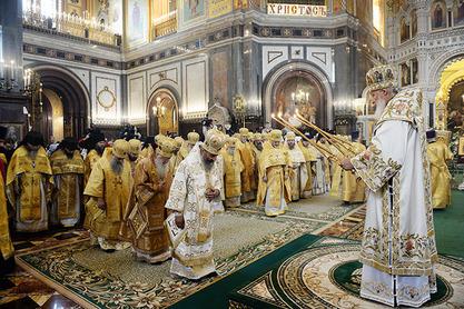 Патријарх Московски и целе Руси Кирил: Безбожништво постаје државна идеологија Украјине