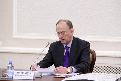 Секретар Савета безбедности Русије  - Николај Патрушев