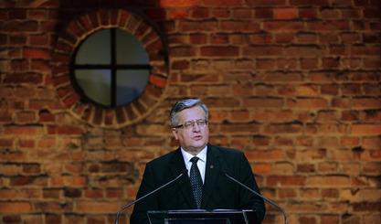 Председник Пољске