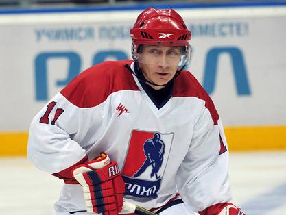 Путин одиграо хокејашку утакмицу и постигао осам голова