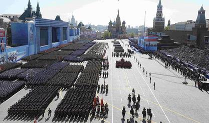 Војни буџет Русије је 17 пута мањи од војних расхода земаља-чланица НАТО