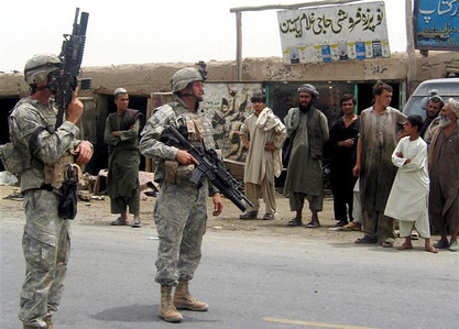 НАТО-трупе у Авганистану више се неће снабдевати преко Русије