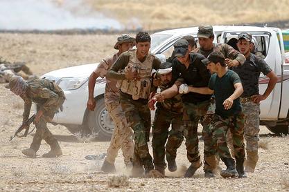 Провинцију Анбар и Рамадију ослобађају ирачка армија и 80.000 шиитских добровољаца