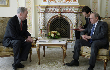 Бивши председник владе Канаде – Жан Кретјен – разговарао је у Москви са Владимиром Путином.