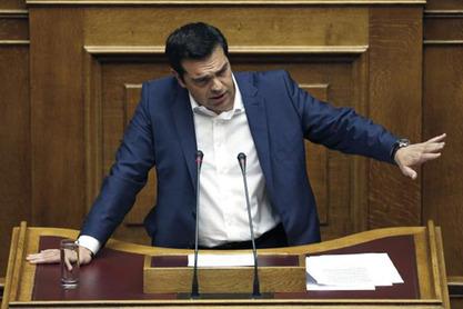Ципрас објавио да неће прихватити споразум са повериоцима који не укључује и отпис дела дуга