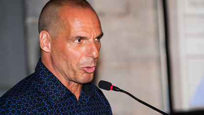 Грчки министар финансија Јанис Варуфакис
