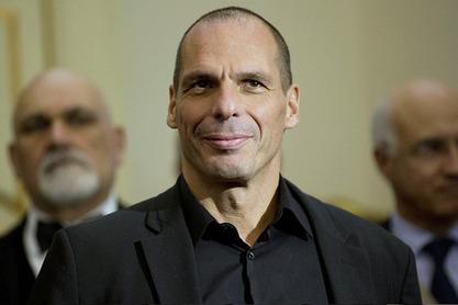 Министар финансија Грчке Јанис Варуфакис