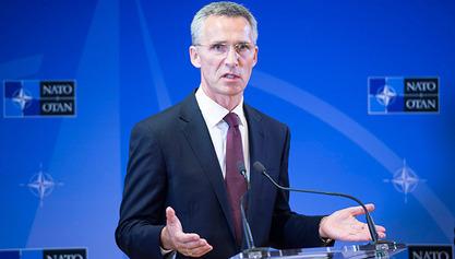 Генерални секретар  НАТО Јенс Столтенберг