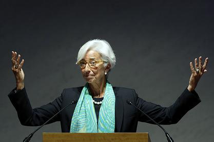 Директор Међународног монетарног фонда Кристин Лагард