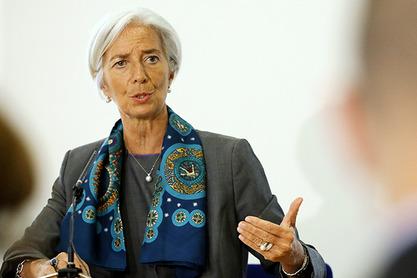Директорка Међународног монетарног фонда (ММФ) Кристин Лагард