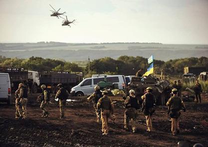 Нове украјинске офанзиве кренуће из Волновахе и Авдејевке