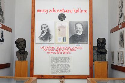 Музеј здравствене културе у Ниш