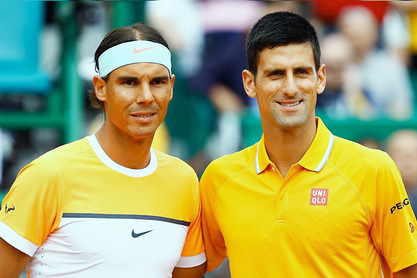 Рафаел Надал и Новак Ђоковић: највеће грен слем четвртфинале у историји