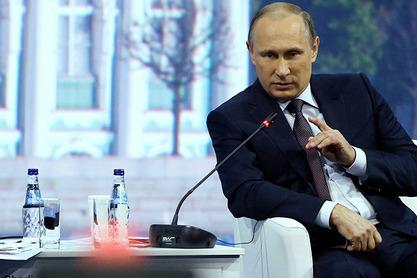 Председник Русије Владимир Путин