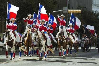 Парада поводом 2. марта - Дана независности Тексаса
