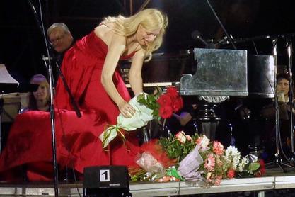 Овације америчкој пијанисткињи Валентини Лисици у Доњецку