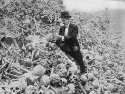 Када ће Британија да поднесе резолуцију и осуди сопствени геноцид почињен у Индији, Кенији, Ирској, Јужној Африци?
