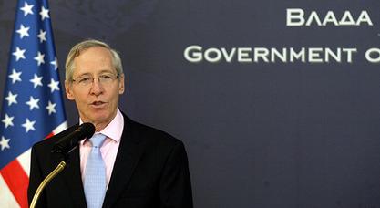 Амерички амбасадор у Србији Мајкл Кирби