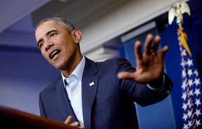 Обама ће кажњавати стране банке које послују са онима у Русији који су под санкцијама