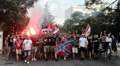 Да је у Монтенегру ишта нормално, Србија би Црној Гори у Бару била - домаћин
