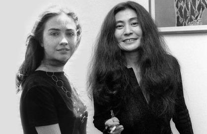 Хилари Клинтон имала сексуалне односе са Јоко Оно