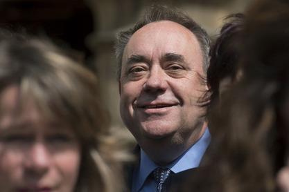 Бивши шкотски премијер Алекс Салмонд