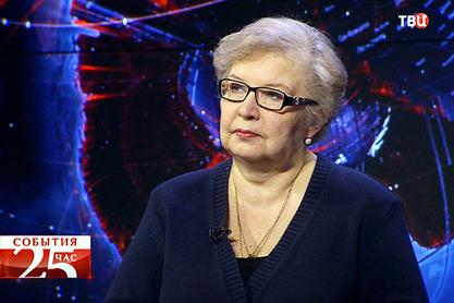 Директорка Центра за проучавање савремене балканске кризе Института за славистику Руске академије наука Јелена Гускова