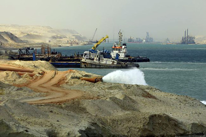 Осовински Суецки канал