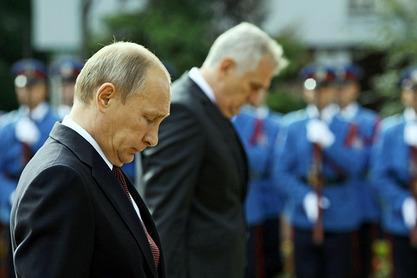 Владимир Путин: Вето смо уложили због привржености Дејтону и стратешког партнерства Русије и Србије
